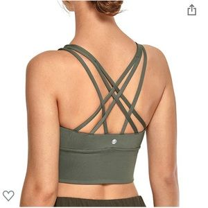 Sports bra work out top